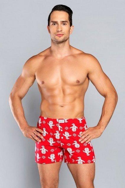 Trenýrky Italian Fashion Elmo červená
