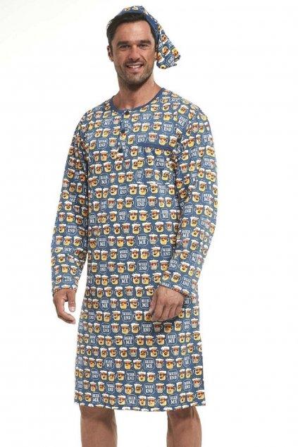 Pánská noční košile Cornette 110- 643301