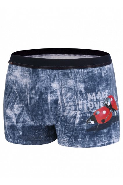 Boxerky Cornette 010/61 Make Love
