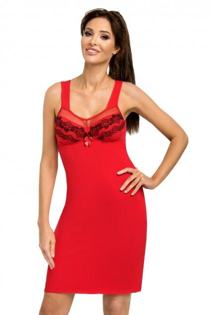 Dámská noční košile Donna Jasmine red