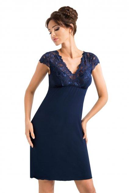 Dámská noční košile Donna Romina dark blue