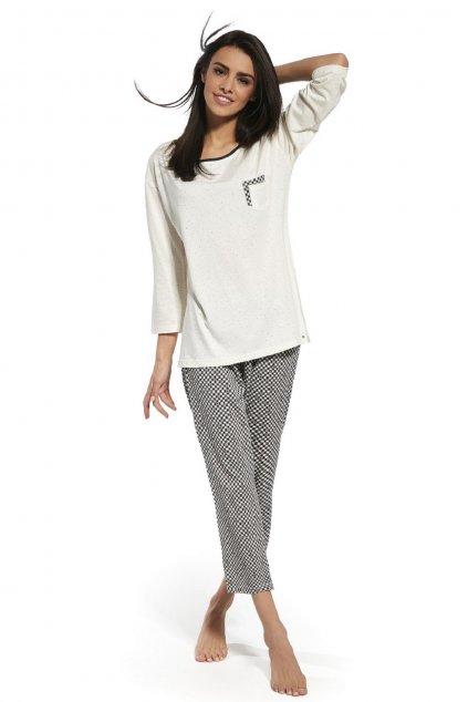 Dámské pyžamo Cornette 602/137 Lulabby 2