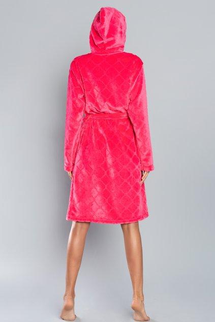 Dámský župan Italian Fashion Lena pink