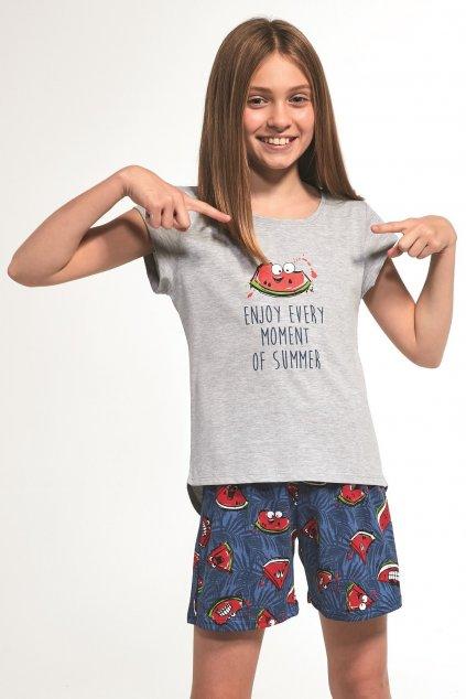 Dívčí pyžamo Cornette 360/73 Watermelon 4
