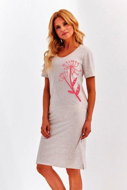 Dámská noční košile Taro Lila/Bella 2365 ecru