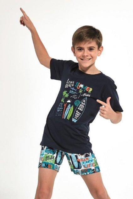Chlapecké pyžamo Cornette 790/85 Surfer