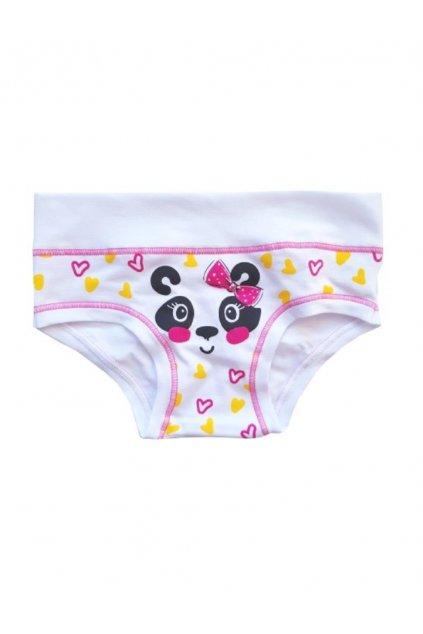 Dívčí kalhotky Emy WIB 2083 Rosa fluo