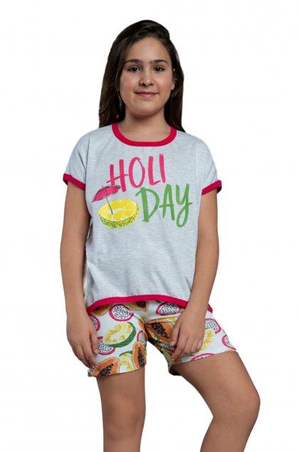 Dívčí pyžamo Italian Fashion Papaja