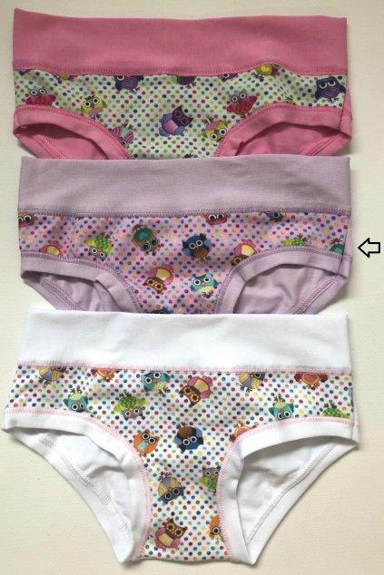 Dívčí kalhotky Emy SUB 2141