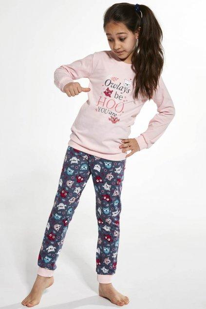 Dívčí pyžamo Cornette 378/127 Own