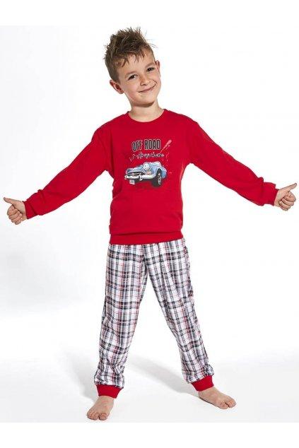 Chlapecké pyžamo Cornette 593/104 Cabrio