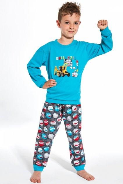 Chlapecké pyžamo Cornette 593/106 Caps
