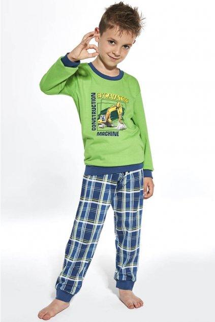 Chlapecké pyžamo Cornette 593/103 Machine