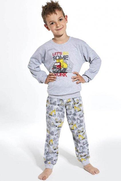 Chlapecké pyžamo Cornette 593/105 Tripper