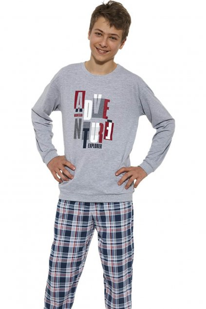 Chlapecké pyžamo Cornette 967/39 Adventure