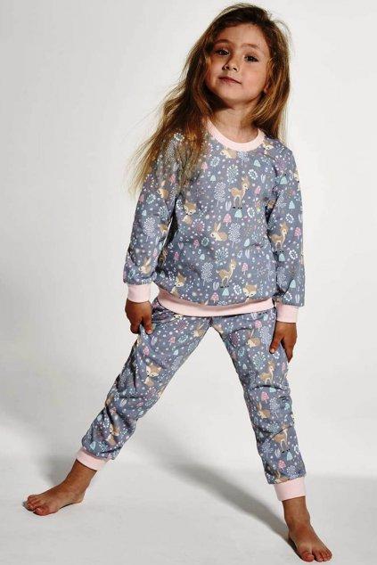 Dívčí pyžamo Cornette 032/124 Roe 3