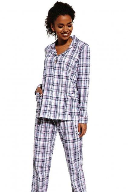 Dámské propínací pyžamo Cornette 682/265 Christine