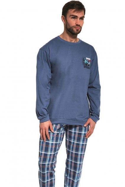 Pánské pyžamo s dlouhým rukávem Cornette 115/155 Need for Speed 2