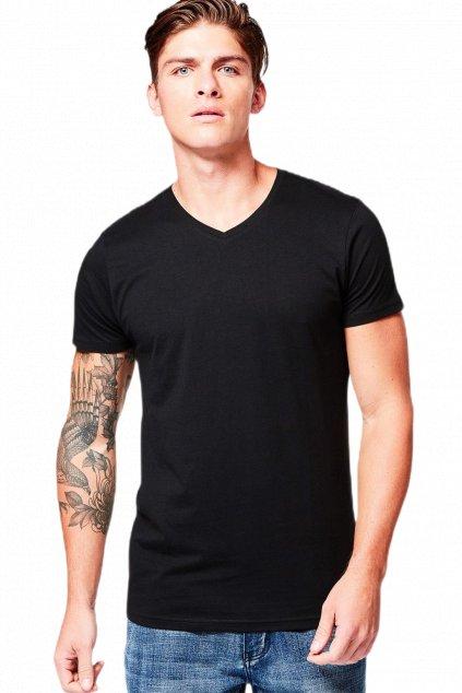 Pánské triko Cornette Hight Emotion 531 black