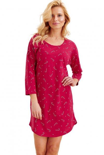 Dámská noční košile Taro Jurata 2235 red
