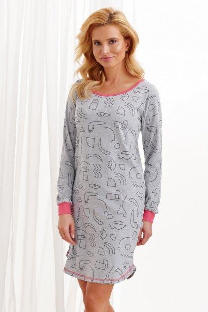 Dámská noční košile Taro Nora 2116 motive