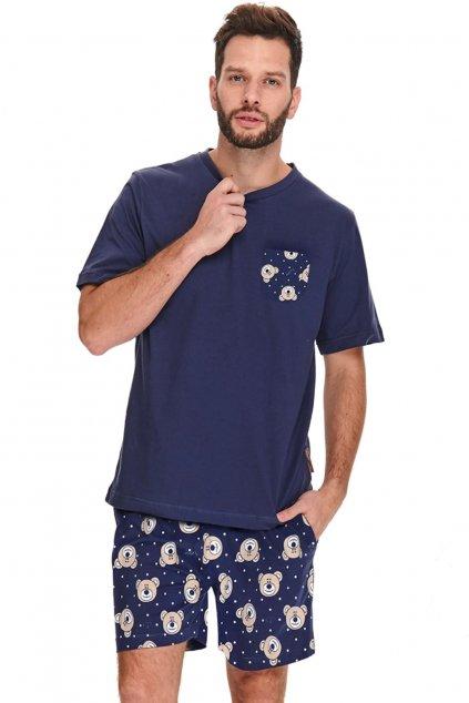 Pánské pyžamo Doctor Nap 9951 cosmos