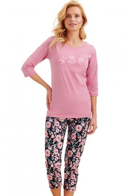 Dámské pyžamo Taro Nina 2242 pink