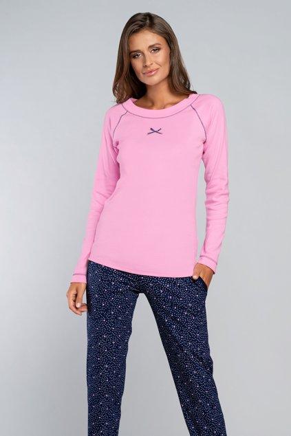 Dámské pyžamo Italian Fashion Saloma pink