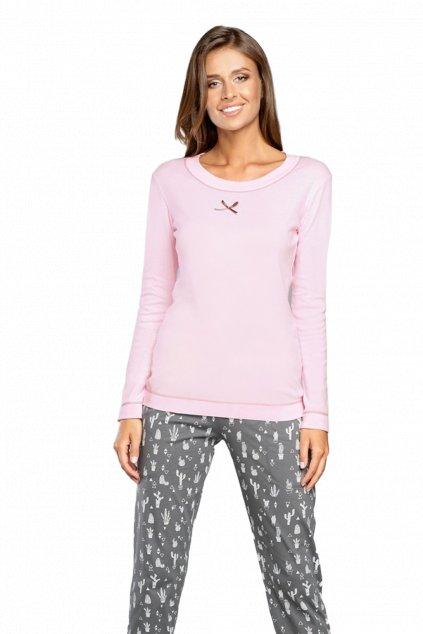 Dámské pyžamo Italian Fashion Aloa pink