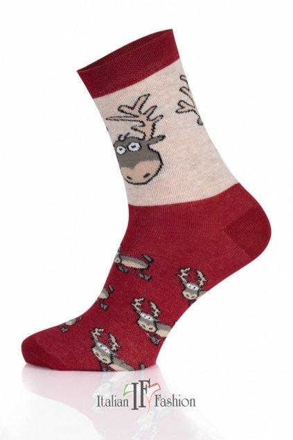 Veselé dětské ponožky Gee One S 110 D Rupert