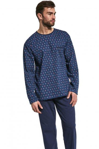 pánské pyžamo s dlouhým rukávem Cornette 309/170 Olaf