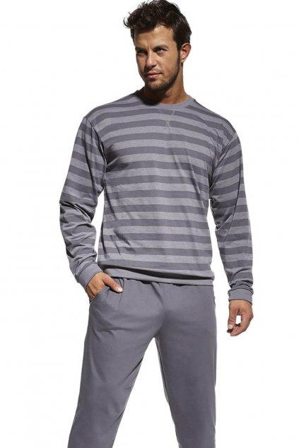 Pánské pyžamo s dlouhým rukávem Cornette 117/160 Losse 9