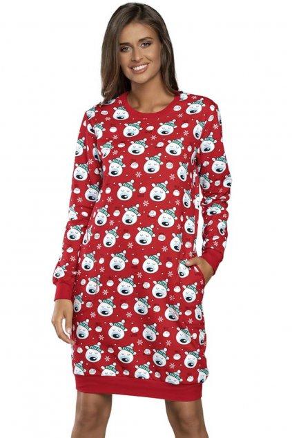 Dámská noční košile s dlouhým rukávem Italian Fashion Hati