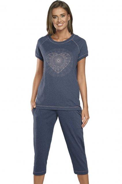 Dámské pyžamo s krátkým rukávem Italian Fashion Eliksir