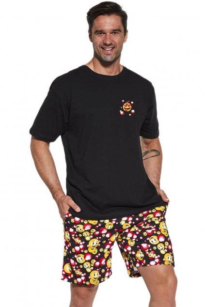 Pánské pyžamo s krátkým rukávem Cornette 328/103 Funny