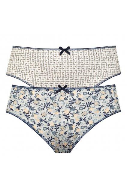 Dámské bavlněné kalhotky klasického střihu značky Leptir