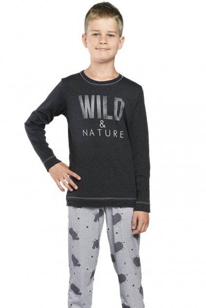 Chlapecké pyžamo s dlouhým rukávem Italian Fashion Ferdynand