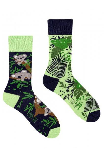 Veselé ponožky Spox Sox koala