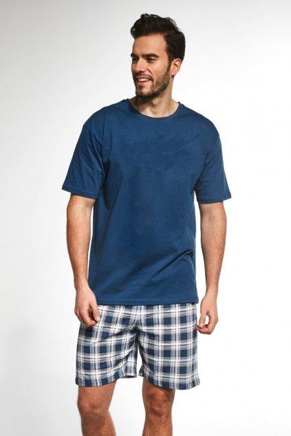 Pánské bavlněné pyžamo Cornette 326/326/101 Parks