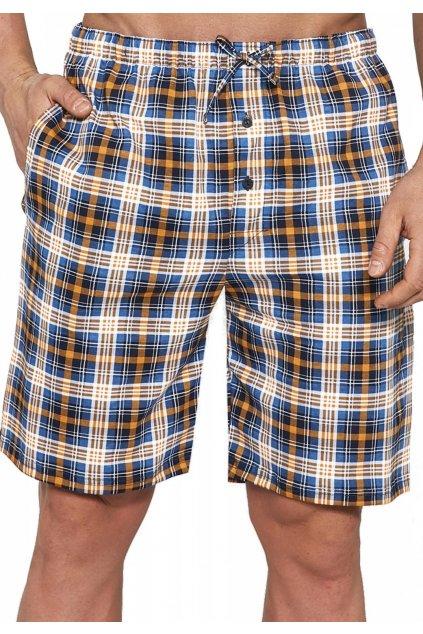 Pánské krátké pyžamové kalhoty Cornette 698/05