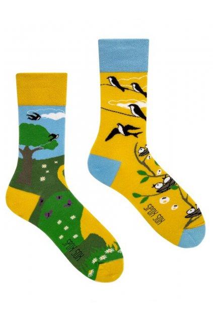 Veselé ponožky Spox Sox jaro