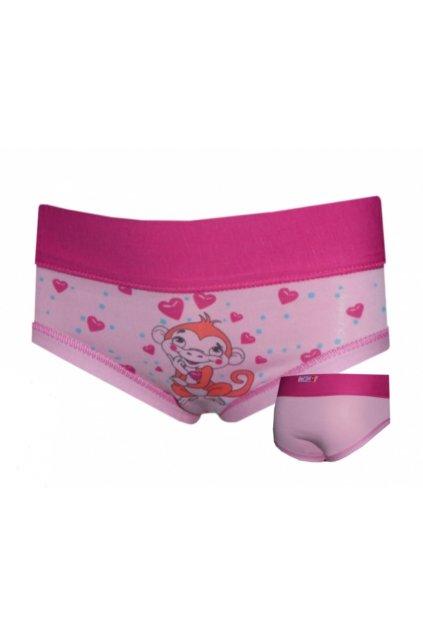 Dívčí kalhotky Emy B 2161 Orchidea
