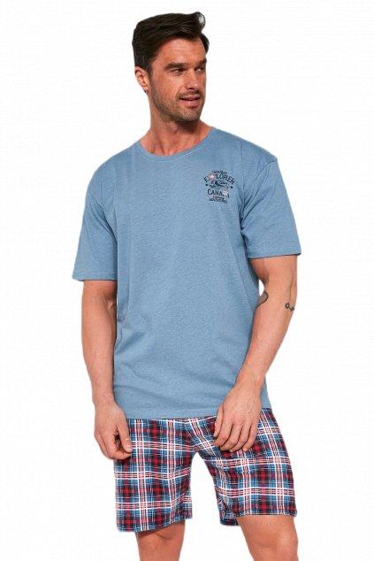Pánské bavlněné pyžamo s krátkým rukávem Cornette326/106 Ontario 2