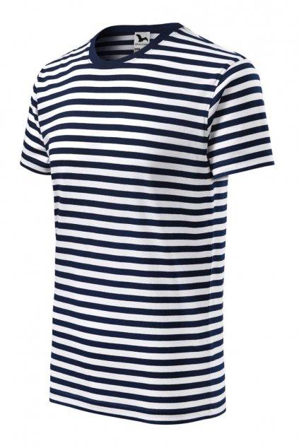 Pánské námořnické tričko s krátkým rukávem MF 803/02 Sailor.