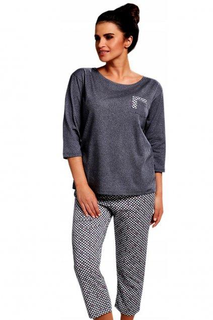 Dámské pyžamo s 3/4 rukávem Cornette602/177 Mary