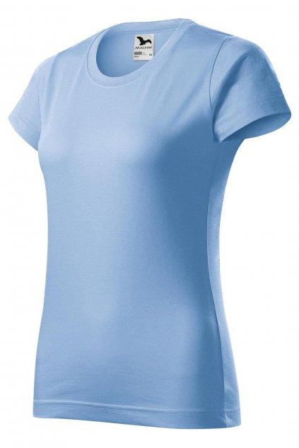 Dámské bavlněné tričko s krátkým rukávem MF 134/15.