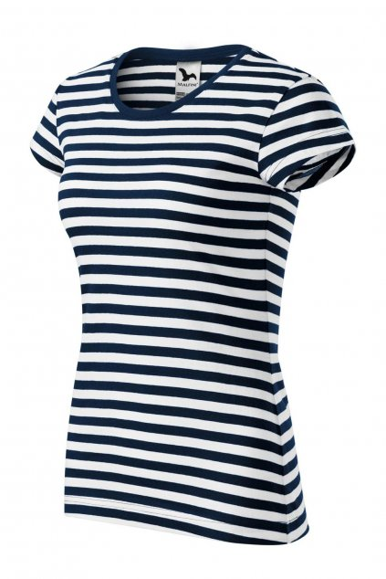 Bavlněné námořní tričko