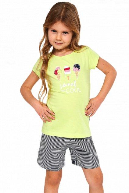 bavlněné dětské pyžamo s krátkým rukávemCornette 787/91 Cool 2
