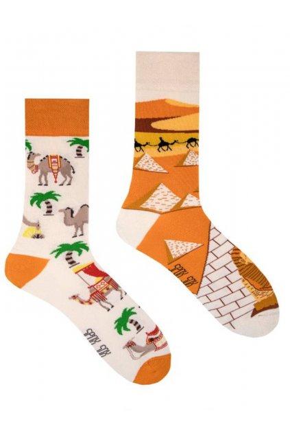 Veselé ponožky Spox Sox Egypt