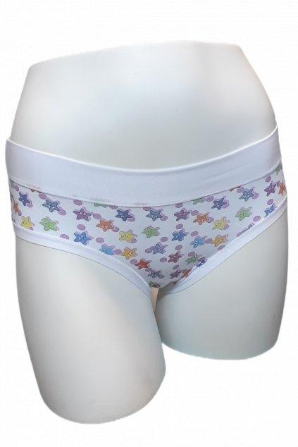 Dívčí kalhotky Emy B 2275 bianco
